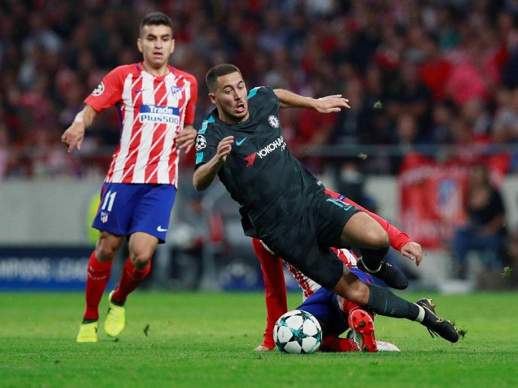 Comeback Dramatis Chelsea di Markas Atletico