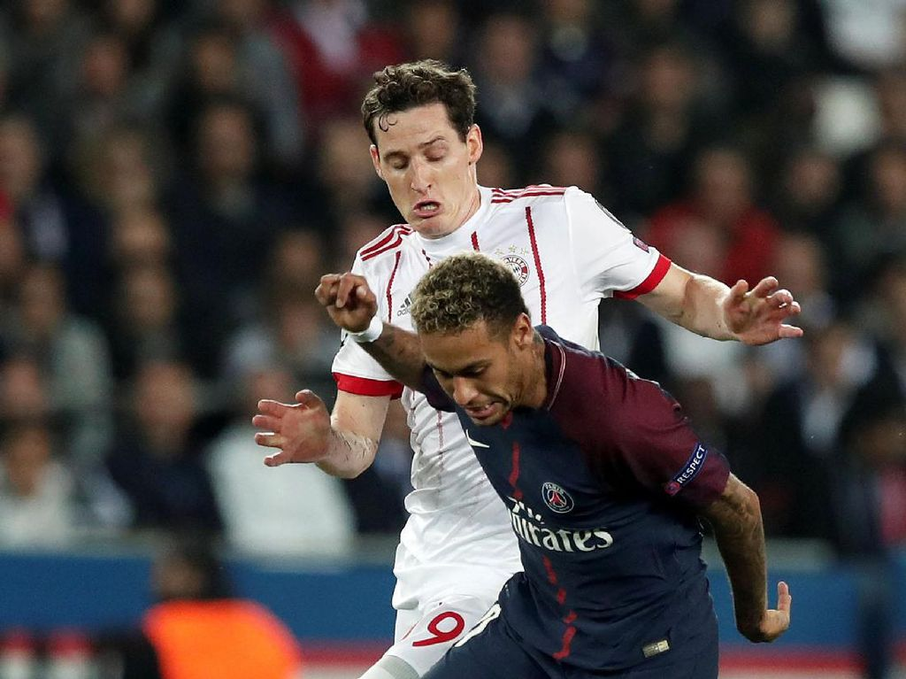 PSG Hajar Bayern 3-0