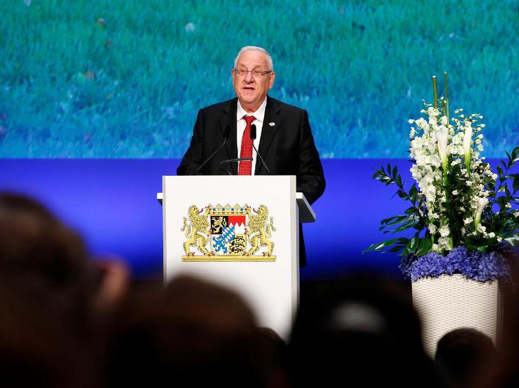Palestina Diterima Jadi Anggota Interpol, Presiden Israel Mengecam