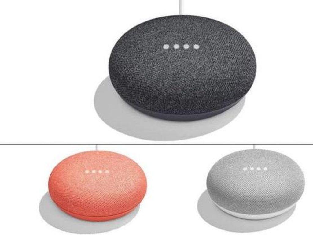 Google Siapkan Speaker Pintar Versi Mungil