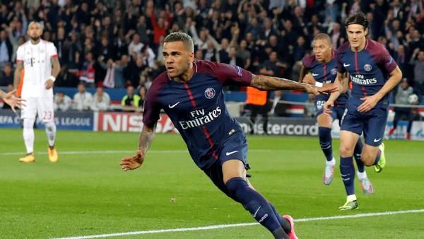 Dani Alves Sesali Keputusan Gabung Juventus