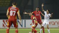 Kalahkan Bali United 3-2, Bhayangkara FC Makin Kokoh di Puncak