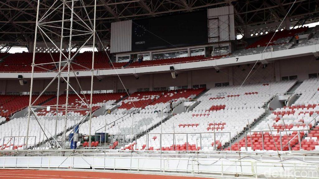 Wajah Terkini Stadion Utama GBK: Rasa Baru yang Makin Merah Putih