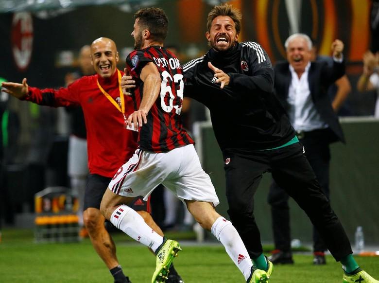 Karena Milan Kehilangan Konsentrasi