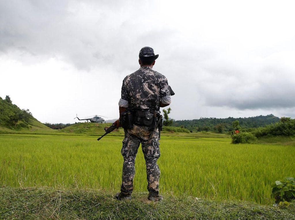 Milisi Rakhine Mengklaim Tewaskan 7 Tentara Myanmar