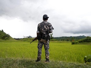 Myanmar Diminta Tarik Ribuan Tentaranya dari Wilayah Rakhine