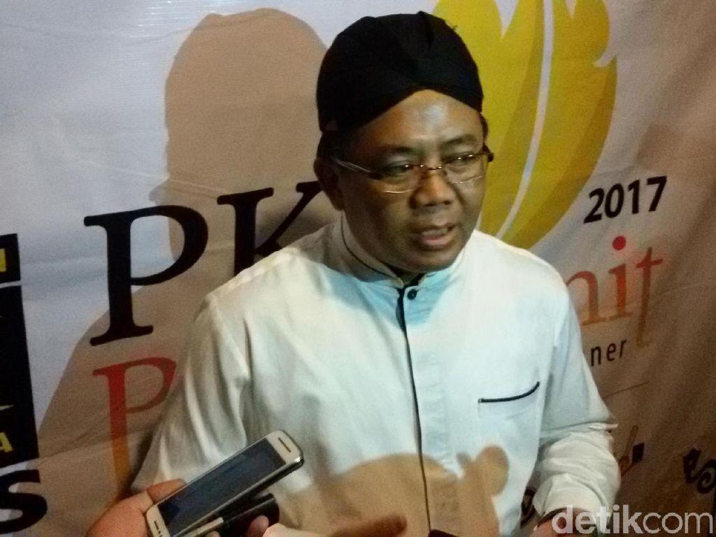 Presiden PKS Luruskan Video Pidato Cawapres Jokowi yang Dipotong