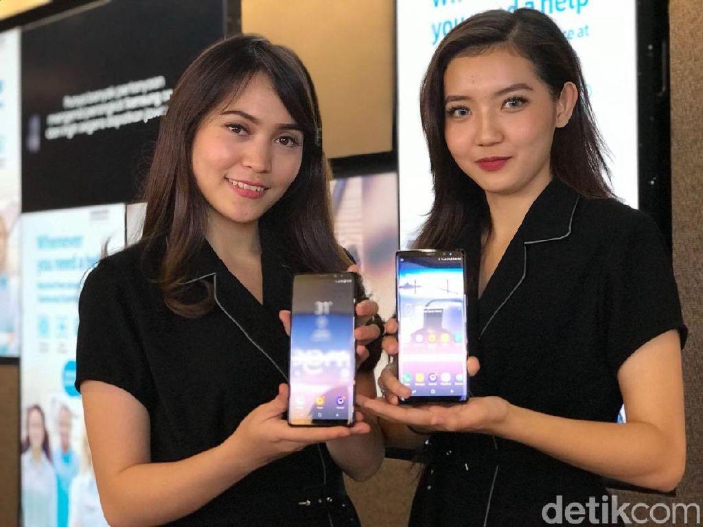 Menjelajah Toko Samsung Paling Jumbo di Asia Tenggara