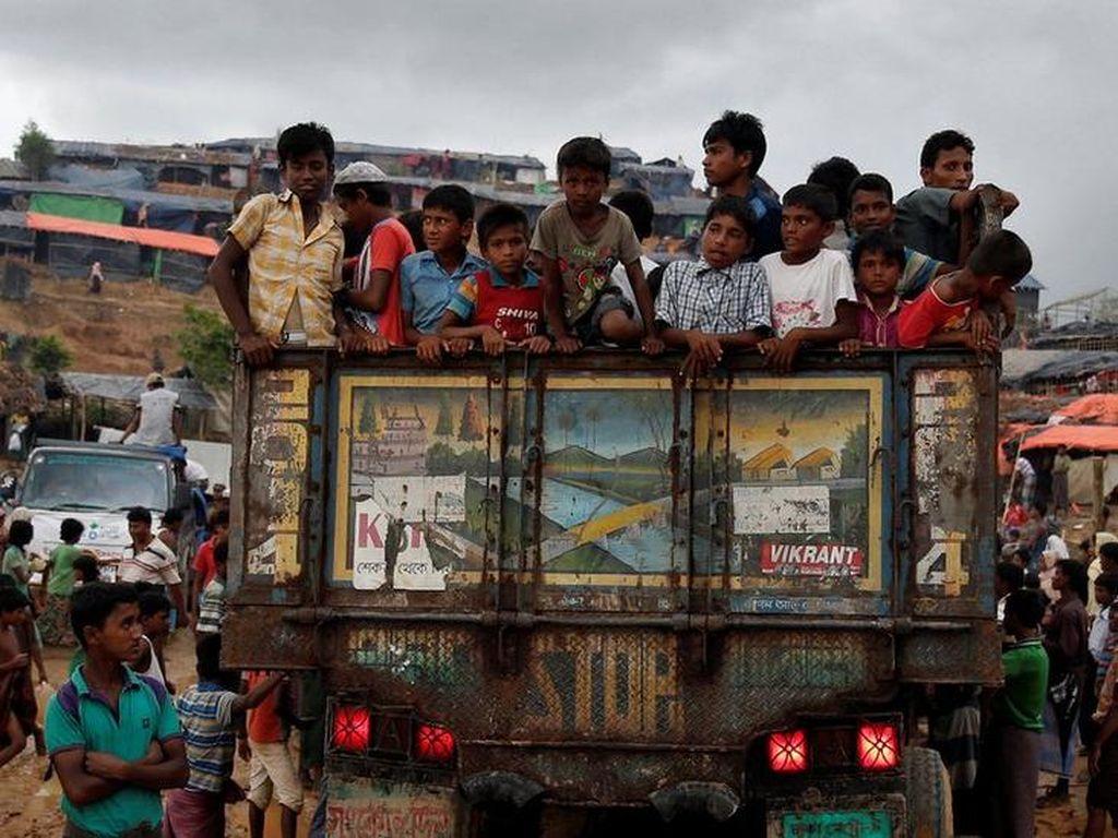 PBB: Perlakuan terhadap Warga Rohingya Mimpi Buruk Kemanusiaan