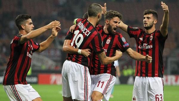Milan vs Roma Nilainya Lebih dari Tiga Poin