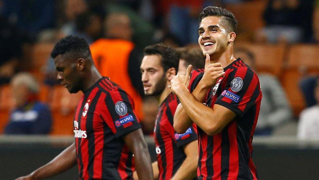 Patrick Cutrone, Bocah Impresif dari Milan