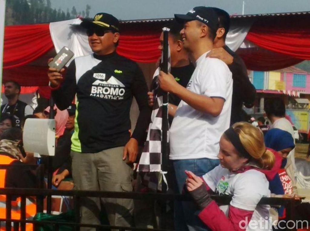 Bromo Marathon untuk Pengembangan Pendidikan Warga