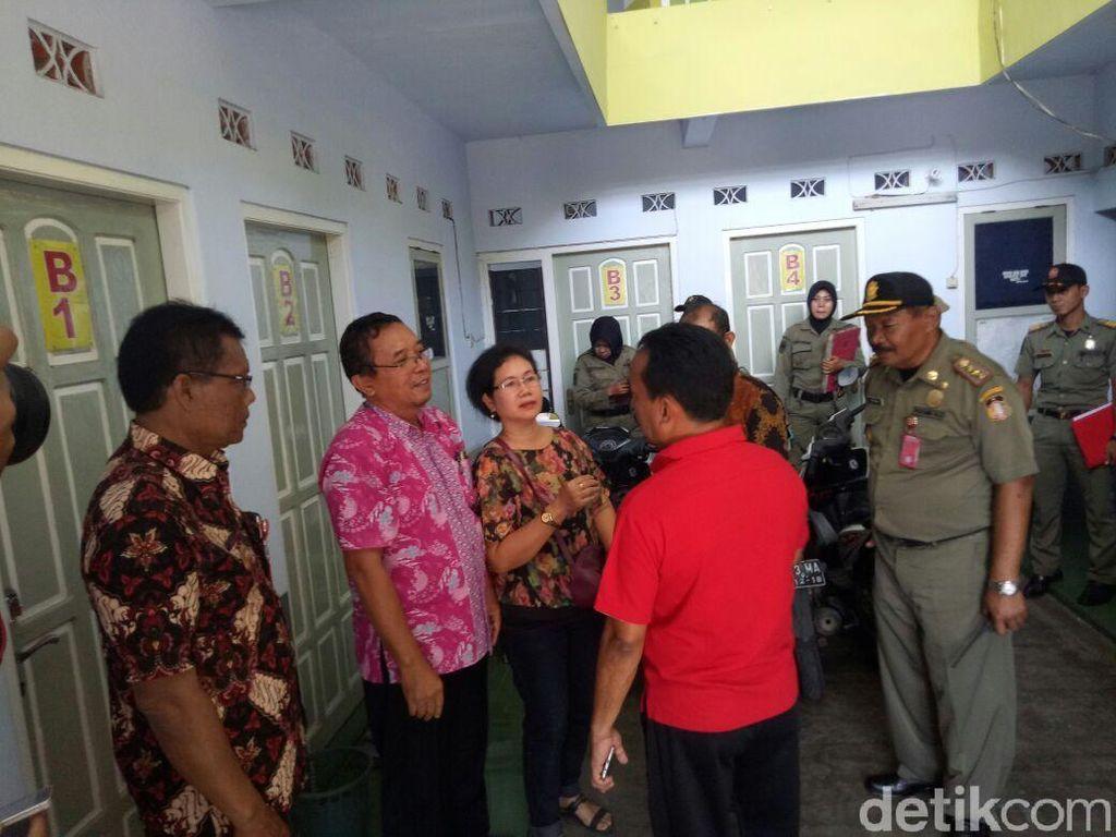 Wali Kota Blitar Sidak Rumah Kost Drive Thru, Hasilnya Nihil