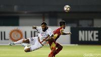 Bali United Kalah Karena Buang-Buang Peluang