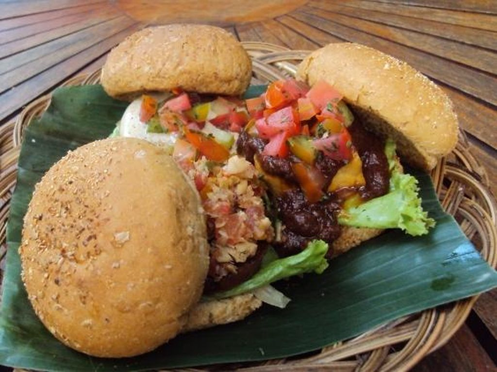 Lihat Burger 5 Tingkat, Burger Vegan hingga Burger Wagyu yang Bikin Ngiler!