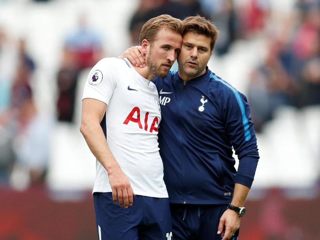 Fans Spurs Bisa Tenang, Kane dan Pochettino Diklaim Tak Akan Pergi