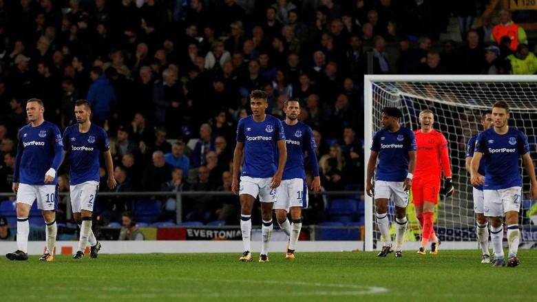 Everton Krisis Kepercayaan Diri