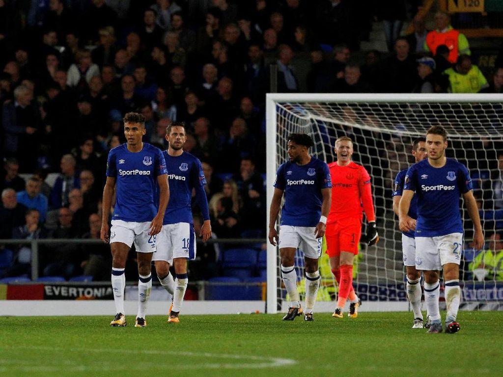 Koeman Berharap Jeda Internasional Bantu Kembalikan Kepercayaan Diri Everton