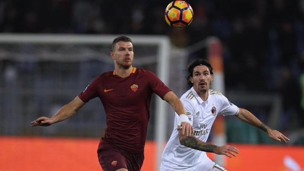 Laga Seru di San Siro: Milan vs Roma