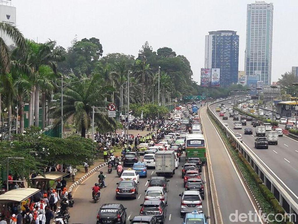 Agus dan Fadli Zon Siap Terima Massa Aksi 299 di DPR