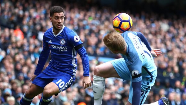 Battle of The Belgians: Hazard vs De Bruyne