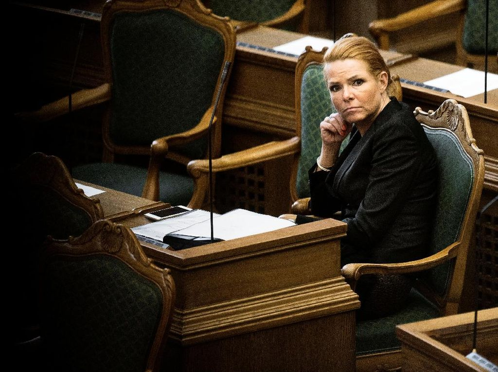 Pajang Karikatur Nabi Muhammad di iPad, Menteri Denmark Dikecam