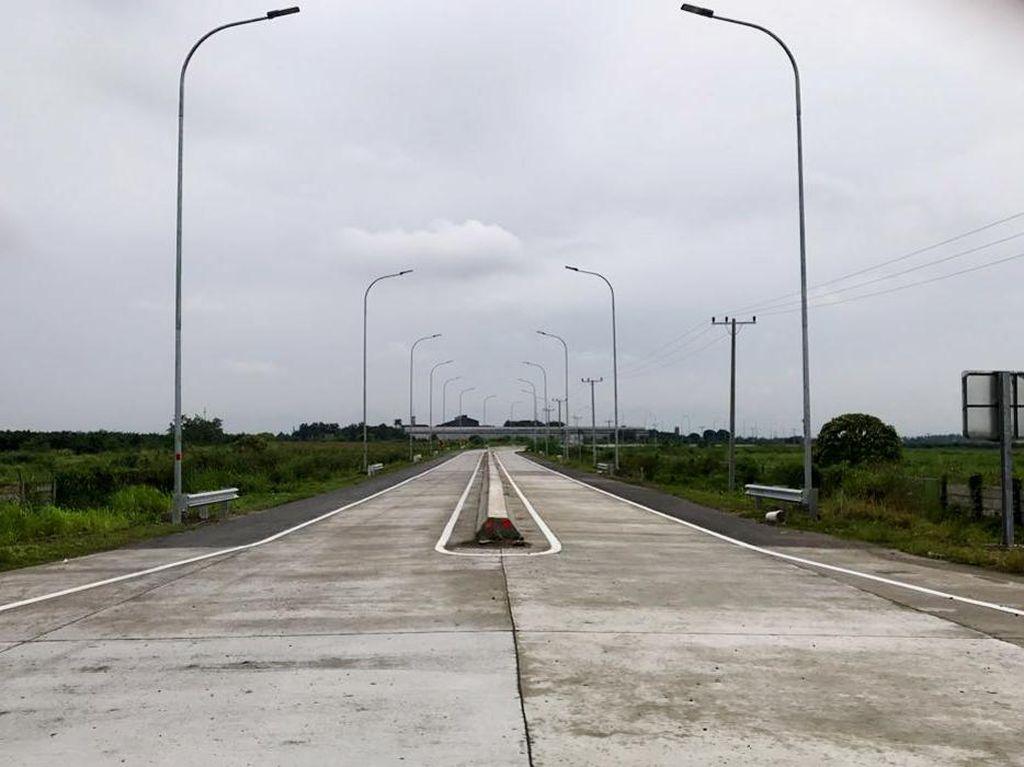 Pak Jokowi, 2 Ruas Tol Trans Sumatera Ini Siap Diresmikan