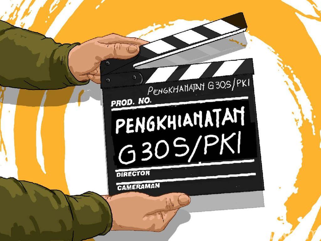 Nonton Film G30S/PKI Disebut Mubah, Apa Artinya?