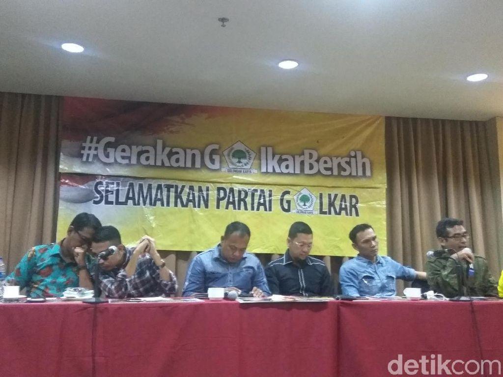 Doli Kurnia cs Tangkap Kejanggalan di Balik Kemenangan Novanto