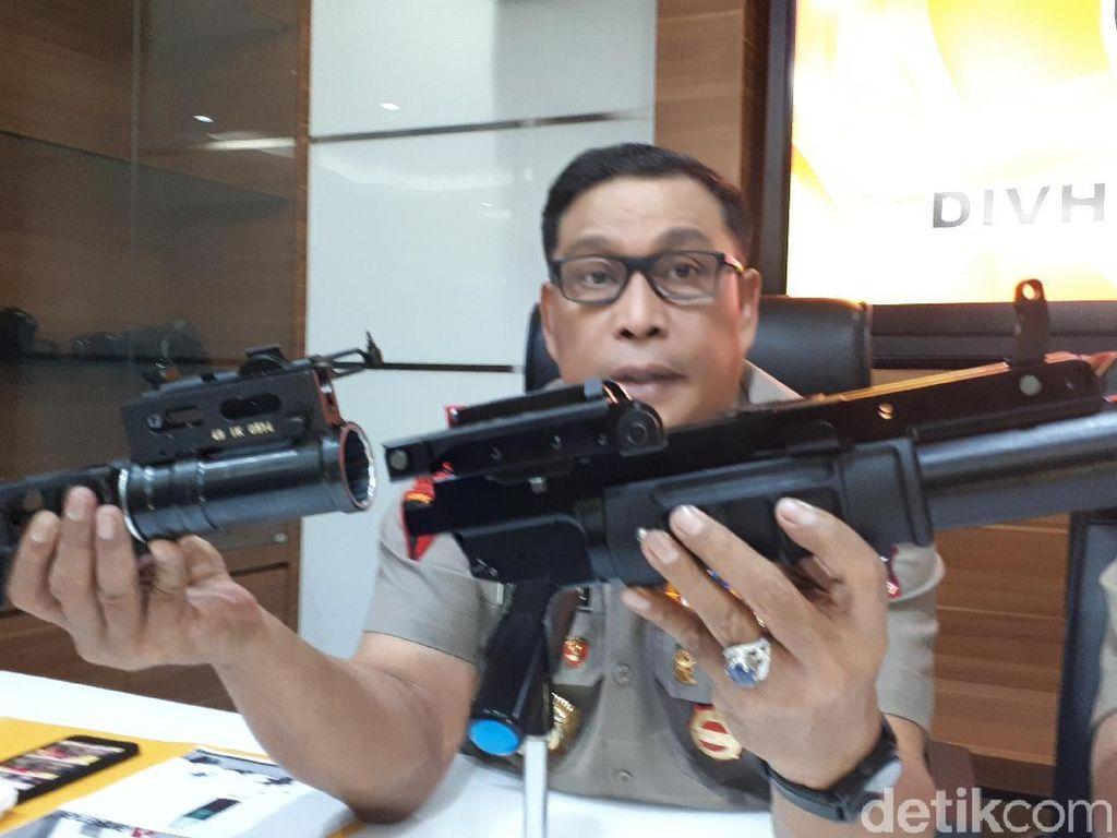 Fadli Zon Usul DPR Gelar Rapat Gabungan Tindak Lanjuti Isu Senjata