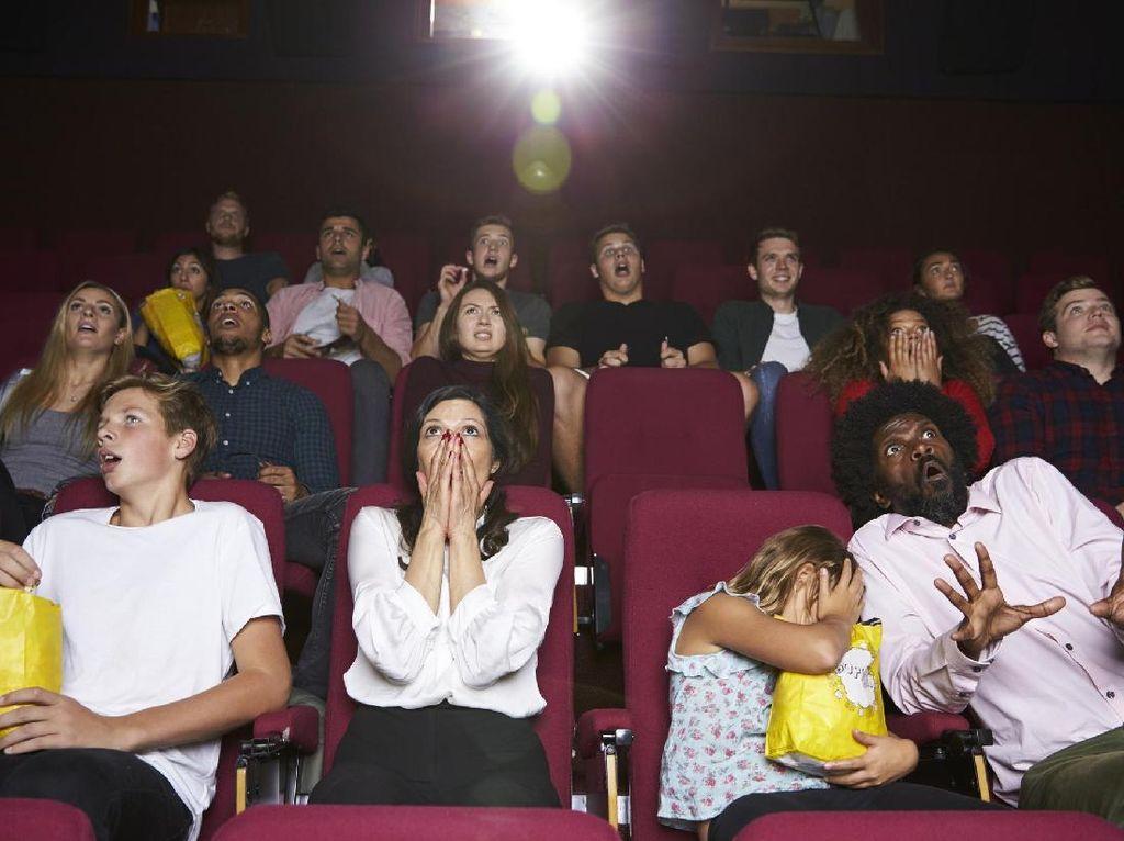 3 Alasan Nonton Film Horor Baik untuk Kesehatanmu