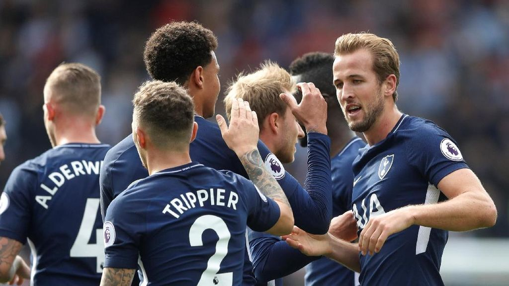 Bisa Taklukkan Madrid dan Dortmund, Spurs Tak Takut-Takut Lagi di Eropa