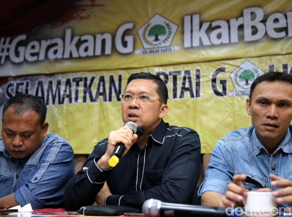 Dipolisikan karena Singgung Novanto, Doli Kurnia: Risiko Perjuangan