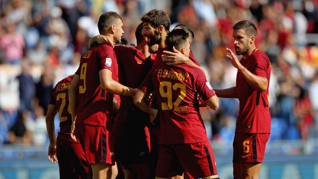 Laga Derby Bisa Jadi Titik Balik Roma
