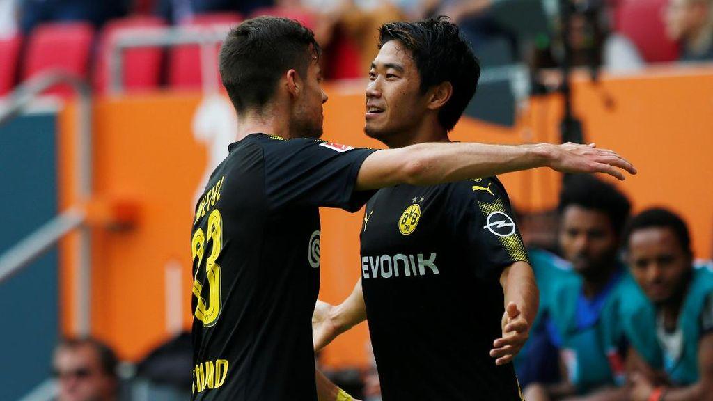 Pemain-Pemain Jepang Terproduktif di Bundesliga