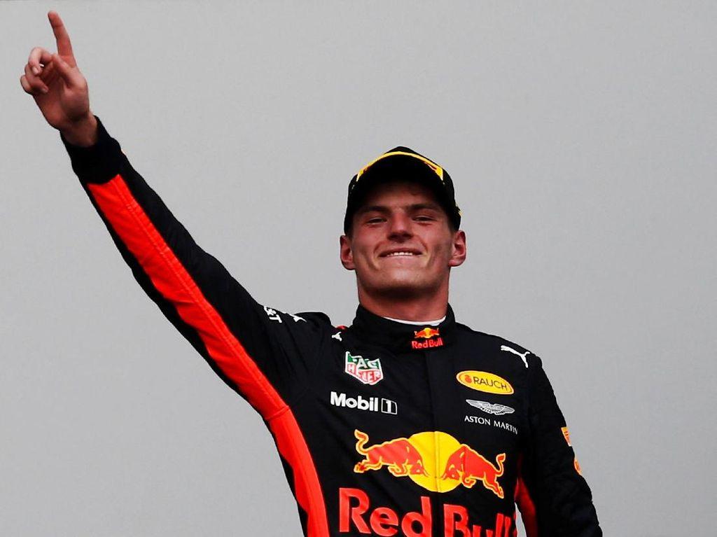 Verstappen Sudah Tahu Cara Jadi Juara Dunia