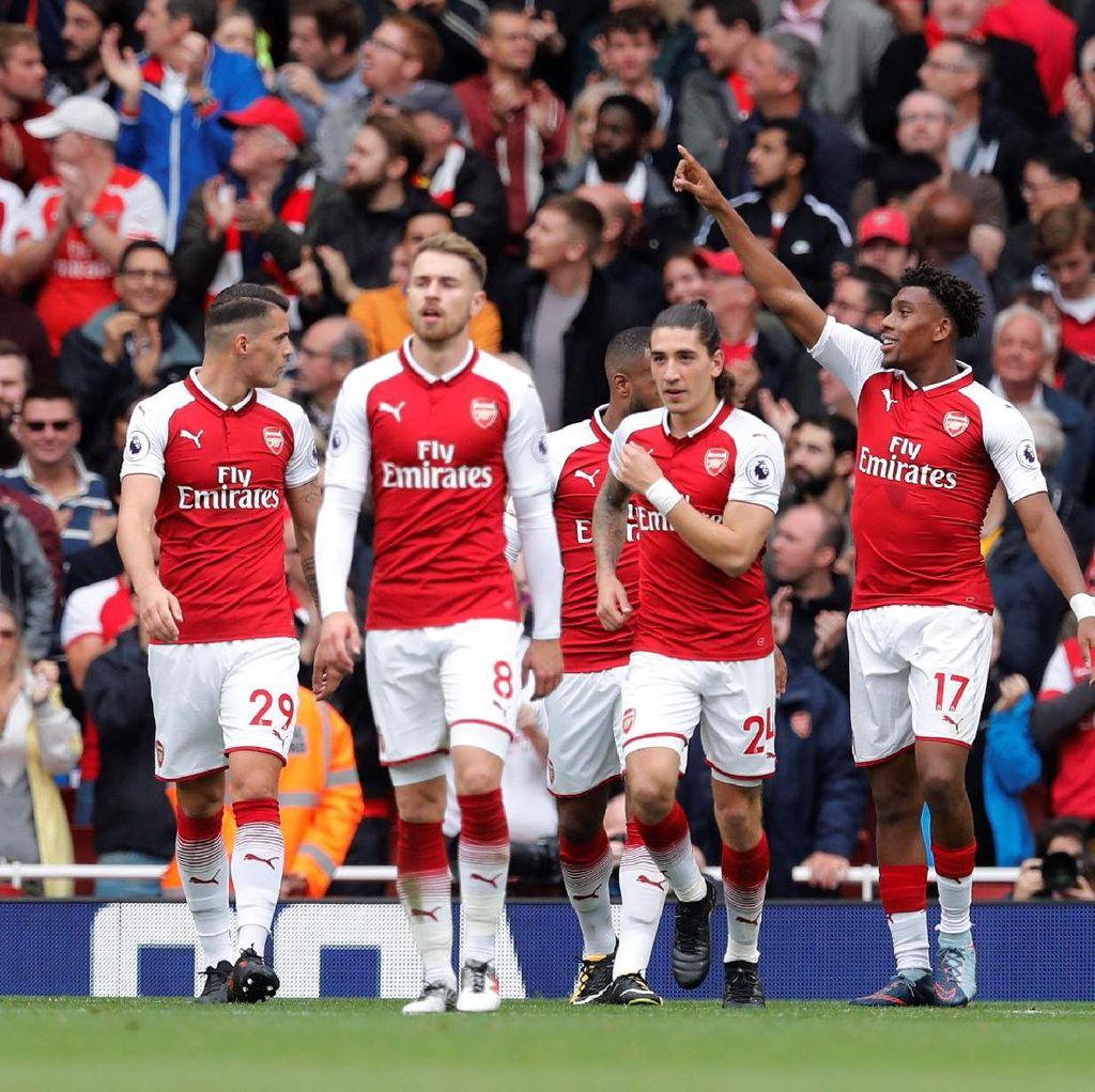 Red Star Belgrade vs Arsenal: Luka Lama Bersemi Kembali