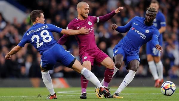 Data dan Fakta Manchester City vs Chelsea