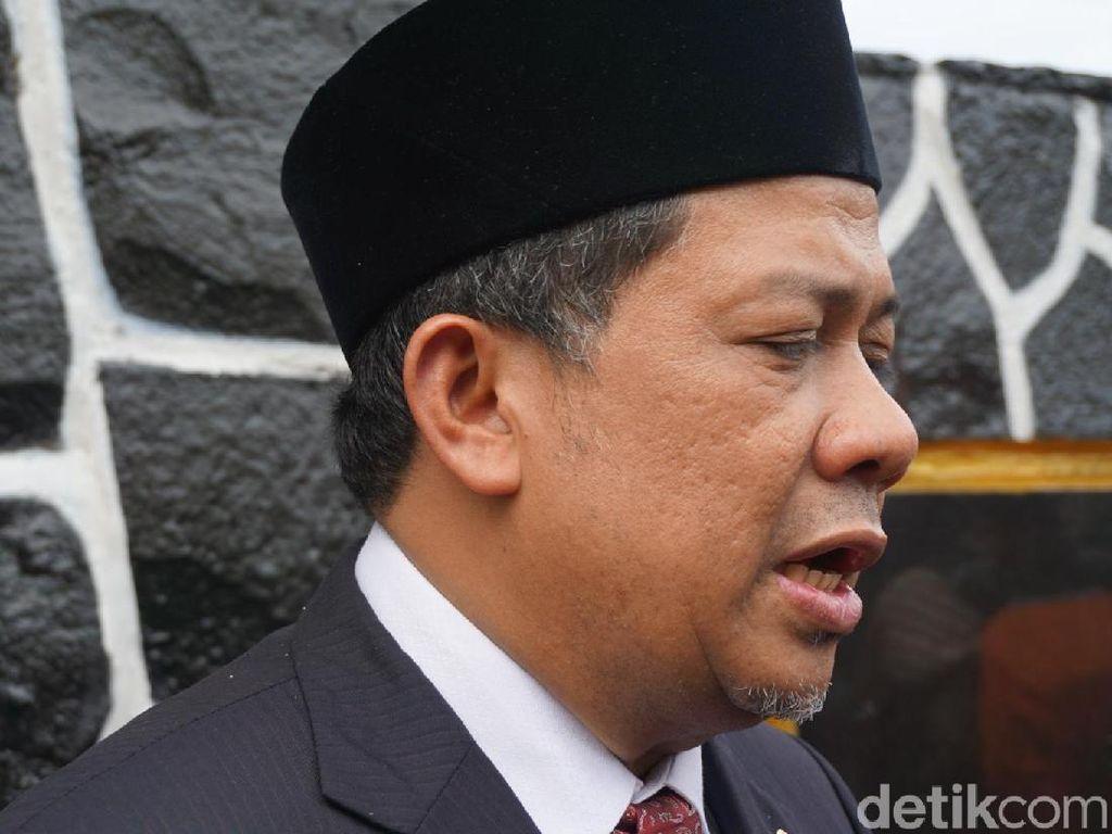 Fahri: Novanto Sepertinya Ingin Ikuti Rute Nazaruddin