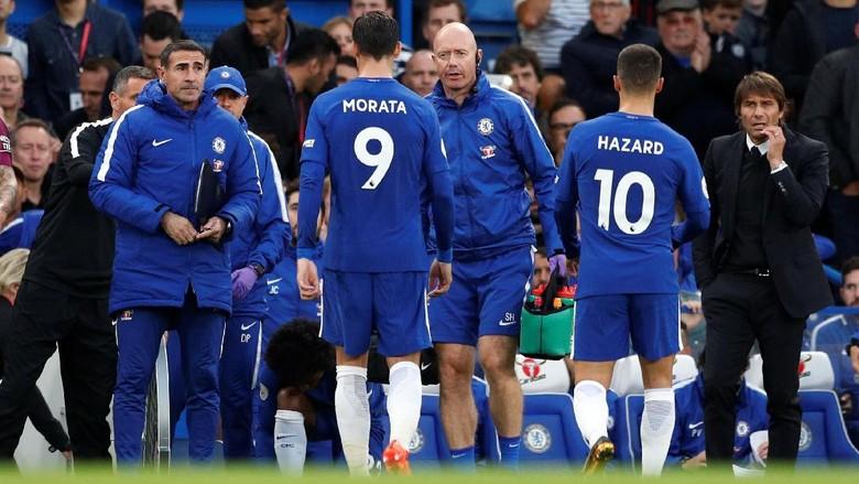 Di Lima Liga Top Eropa, Chelsea Klub Paling Gemar Pakai Pemain Asing