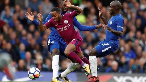 City Kalahkan Chelsea 1-0 di Stamford Bridge