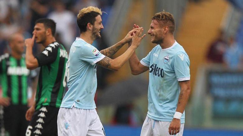 Bertandang ke Olimpico Sassuolo Di Hajar Lazio 6-1