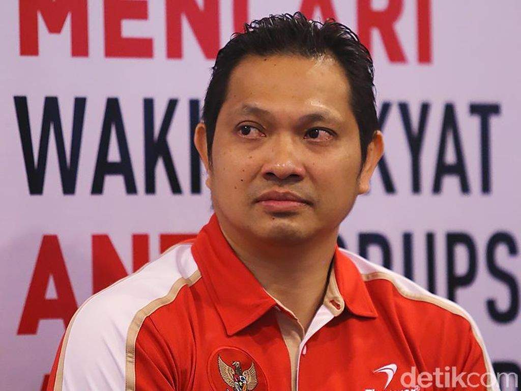 Smes Hariyanto Arbi Saat Bahas Nasib Tim Indonesia di All England 2021