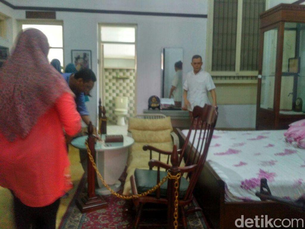 Diorama Kamar Tidur Jadi Favorit Pengunjung di Museum AH Nasution