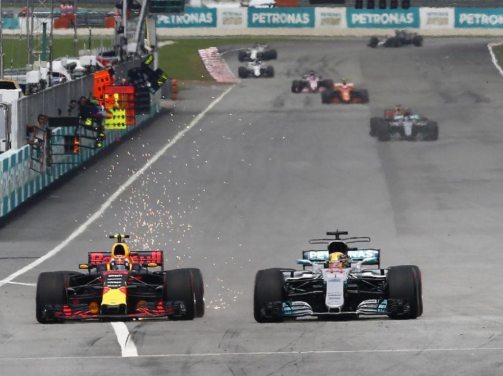 Hasil F1 GP Malaysia