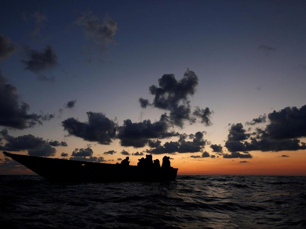 26 Jenazah ABG Ditemukan Mengapung di Laut Mediterania