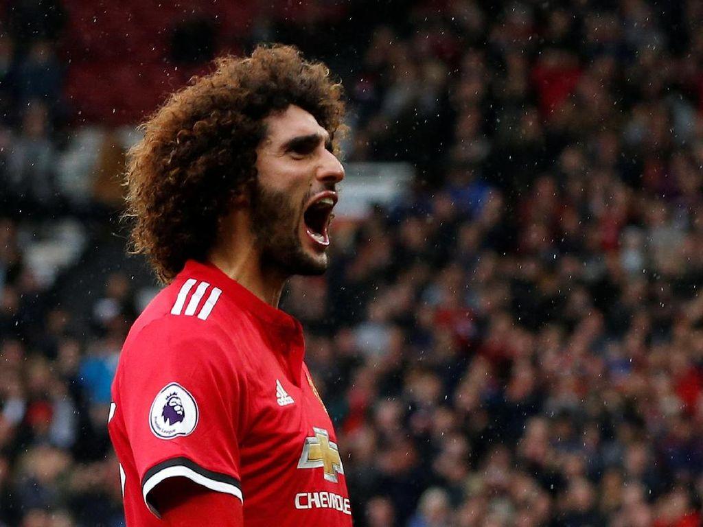 Giggs Nilai Fellaini Sukses Gantikan Pogba dan Jawab Kepercayaan Mourinho