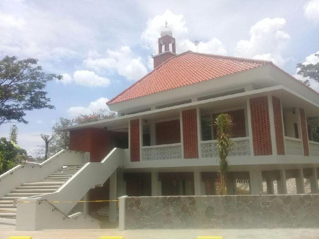 Melihat Masjid di Kalijodo, Warisan Ahok yang Dituntaskan Djarot
