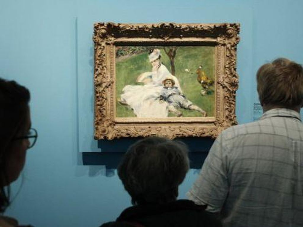 Lukisan Karya Renoir Seharga Puluhan Ribu Euro Dicuri Sebelum Lelang
