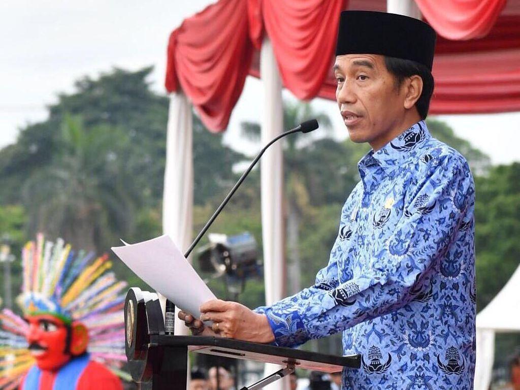 Hari Batik Nasional, Jokowi Akan Membatik Bersama 500 Orang di Solo